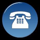 Icone telephone fixe